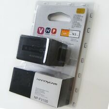 High quality New Battery For SONY NP-FV100 NPFV100
