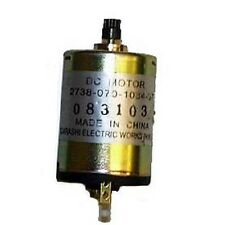 12VDC Hobby Motor with Gear ( 04M002 ) - Lot of 10