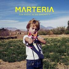 MARTERIA  Zum Glück in die Zukunft II   CD  NEU & OVP