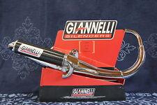 Aprilia SR 50 Amico  Auspuff Giannelli Arrow Chrom  Extra Carbon Neu