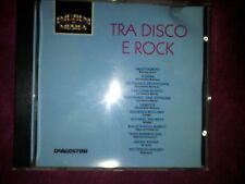 COMPILATION - TRA DISCO E ROCK (DEAGOSTINI, 12 TRACKS). CD