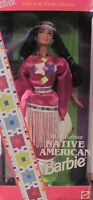 Barbie Dolls of the World - Special Edition - Native American 3rd Mattel, 1994