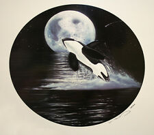 "ROBERT WYLAND  ""ORCA MOON"" 