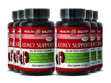 Detoxification Program Pure Urinary KIDNEY SUPPORT 700 6 Bottles