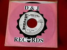 KO KO TAYLOR~ WHAT KIND OF MAN IS THIS~ RARE PROMO~ I GOT WHAT IT TAKES~~ R&B 45