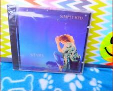 "Simply Red New sealed Fast Freepost ""Stars"" CD Something Got Me started/ThrillMe"