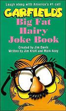 Garfield Big Fat Hairy Joke Book-ExLibrary
