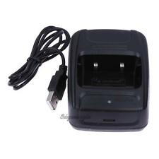 Walkie-Talkie Desktop Li-ion Battery Charger for Baofeng BF-888S BF-777S BF-666S