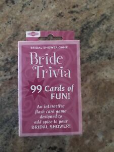 Bride Trivia Bridal Shower Game Bachelorette Party Game Spice Up Your Party!!
