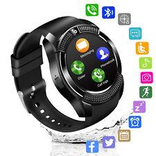 Smart Watch Bluetooth Smartwatch with Camera TouchScreen for Men Women Boys Girl