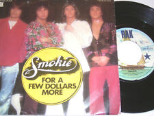 """7"""" - Smokie For a Few Dollars More & Goin tomorrow - 1977 # 5120"""
