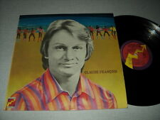 CLAUDE FRANCOIS FRENCH LP RECORDED AT STUDIO TAMLA MOTOWN IN 1971 *