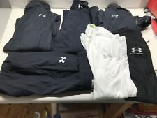 Mens UNDER ARMOUR UA COLDGEAR LOT OF 6 Long Sleeve Compression Shirts Xl xxl
