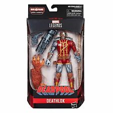 "MARVEL LEGENDS BAF (SASQUATCH) SERIES 6"" ACTION FIGURE -Deathlok (Deadpool) *NEW"