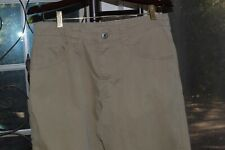 PATAGONIA - Men's tan outdoor Pants- Organic Cotton-                   size 32-