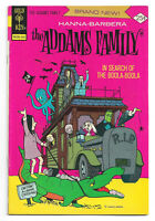 The Addams Family # 1 1974 Gold Key Comics rare / Bronze Age Hanna Barbera