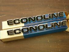 NOS 1975 - 1979 Ford Econoline Van Emblems 1976 1977 1978  E100 E200 E300