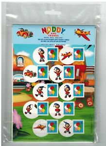 GB 2008 Noddy and Friends Smiler for Kids sheet pack. Sealed. VGC