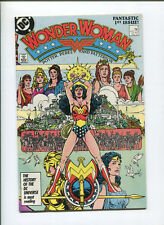 Wonder Woman #1 (7.5) History of the DC Universe - 1986