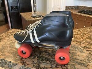 Riedell Mens 10 Vintage Speed Skates Chicago 7R Kryptos