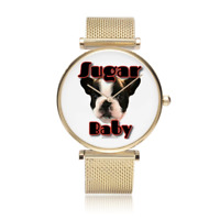 Boston Terrier Trendy Limited Edition Watch