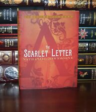 Scarlet Letter by Nathaniel Hawthorne New Deluxe Unabridged Hardcover Classics