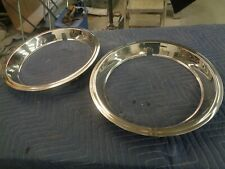 1964  PONTIAC  FULL SIZE  TRIM RINGS NEW AFTERMARKET