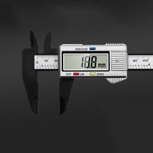 Digital Vernier Caliper Micrometer Tool Gauge  Electronic LCD Display 0-150mm