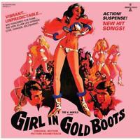Ost - Girl in Gold Boots [Vinyl LP] LP NEU OVP VÖ 29.05.2020
