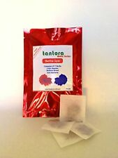 15 TANTORA BETTA SPA Tea Bags Siamese Fighting Fish Colour Survival Health pH
