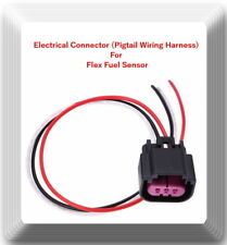 3 Wires Electrical Connector of Flex Fuel Sensor Fits: Buick Cadillac Chevrolet