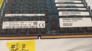 SkHynix 8gb 2Rx4 PC3L 12800R