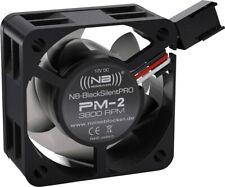 Noiseblocker Black Silent Pro PM-2 40mm Computer Case Fan