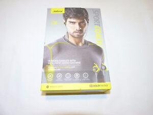 Bluetooth Headset Jabra Sport Coach Wireless Stereo Earbuds For Iphone Yellow