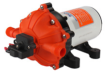 12v Water Diaphragm Pump 20L/min 5.5Gpm 70Psi - Caravan RV Boat Sprayer Pump New