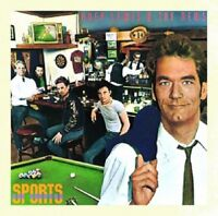 HUEY LEWIS & THE NEWS - SPORTS! 30TH ANNIVERSARY DELUXE EDITION  2 CD  NEU