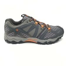 Merrell Mens Grassbow Air Running Shoes Gray J24725 Low Top Breathable 7 New
