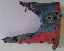 Tankgehäuse-hälfte Right of Homelite VI 123 Vintage Chainsaw