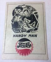 1946 Pepsi ad page ~ HANDY MAN ~ Whitney Darrow Jr