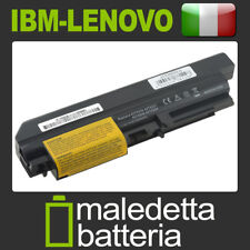 Batteria 10.8-11.1V 5200mAh per Ibm-Lenovo ThinkPad T61 7663