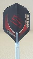 Winmau Rhino Saracen Standard Dart Flights
