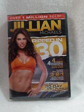 New Jillian Michaels Ripped In 30 ! - Dvd