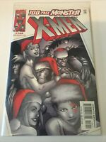 X-MEN #109 (2001) MARVEL COMICS 100 PAGE MONSTER! 1ST APPEARANCE TESSA AS SAGE!