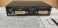 New listing Extron Dtp Dvi 301 Tx - video/audio/infrared/seri al extender   60-1213-12