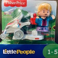 Fisher-Price Little People Two Piece Set Mom & Baby in Stroller
