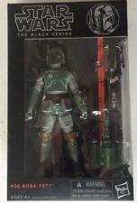 "6"" HOT Star wars Black Series Boba Fett Action Figure Figurine Toy New Gift"