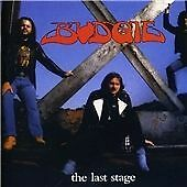 Last Stage the, Budgie CD   8055202110622   New