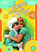 Laverne & Shirley: Eighth & Final Season New DVD! Ships Fast!