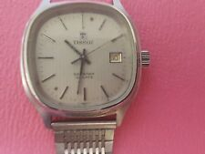 vintage Man watch tissot seastar quartz swiss made