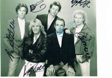Status Quo Original Pop Music Autographs